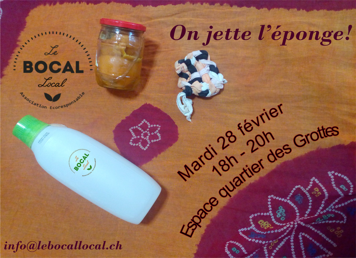Flyer 2017-02 On jette l'éponge !